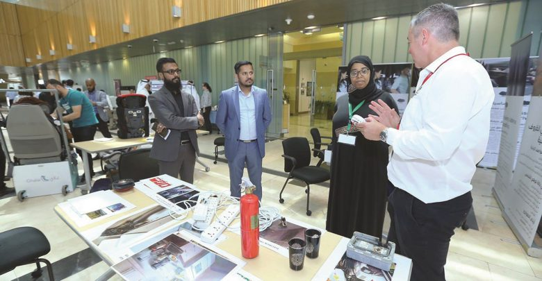 QSTP hosts event to mark safety and health at work