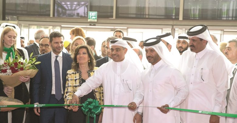 «Project Qatar 2019» opens its doors to the public