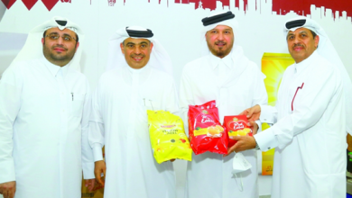 First Lipton and Red Label tea packaging plant in Qatar opens