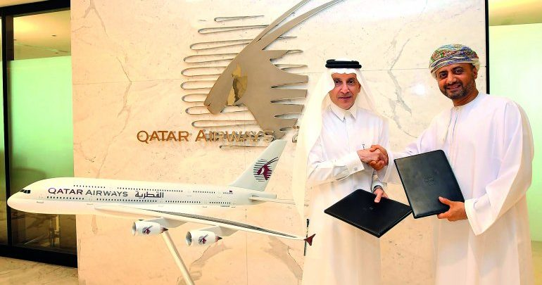 Qatar Airways is airline partner for youth sports programs and Youth Cup in Oman