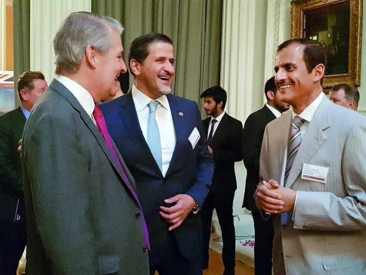 Qatar, UK sign several deals in London