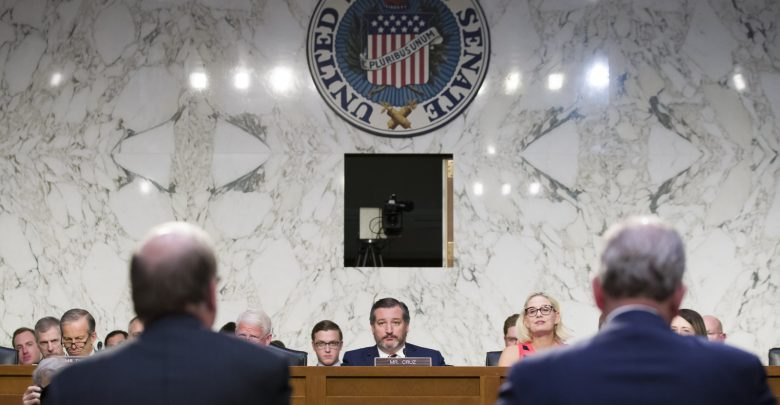 Facebook, Google and Twitter will participate in a congressional hearing