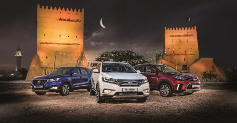 Auto Class Cars presents a special Ramadan offer on wide range of MG cars