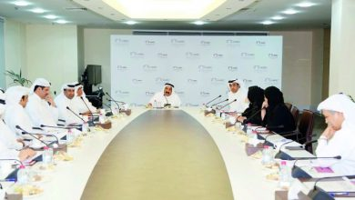 Photo of NHRC members re-elect Dr Al Marri as Chairman