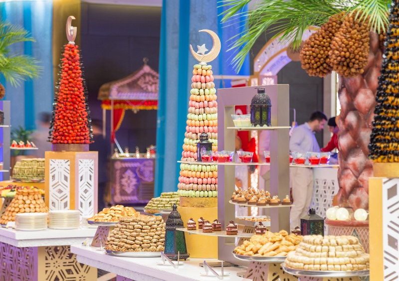 AN ALLURING NEW RAMADAN TENT AT THE WESTIN DOHA