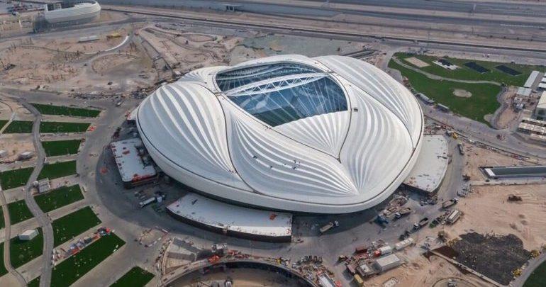 Al Wakrah Stadium: A Qatari dream comes to life