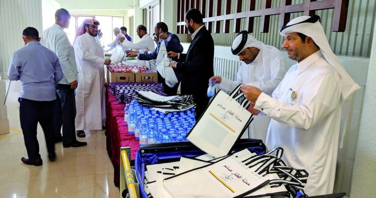 Qatar Post organises 'Iftar of the Fasting' drive for third consecutive year
