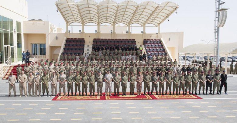 Amiri Guard School celebrates training season 2018-2019 conclusion