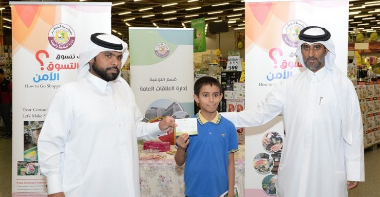 Municipality Ministry organises tours under safe shopping campaign