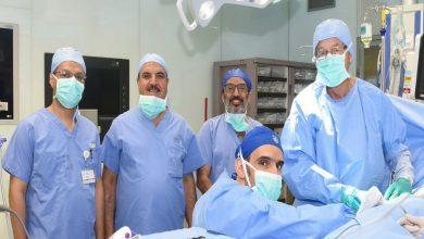 HMC surgeons perform rare kidney transplant