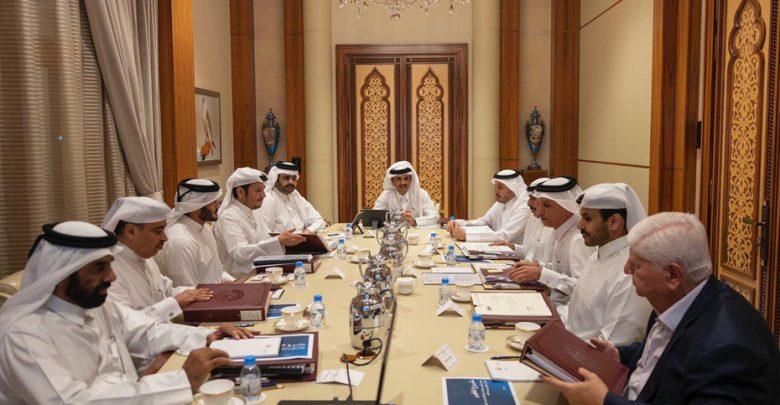 Amir chairs SCEAI meeting in 2019
