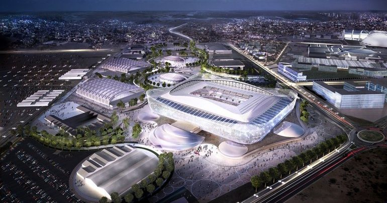 Architectural masterpiece - Al Rayyan Stadium tells the story of Qatar