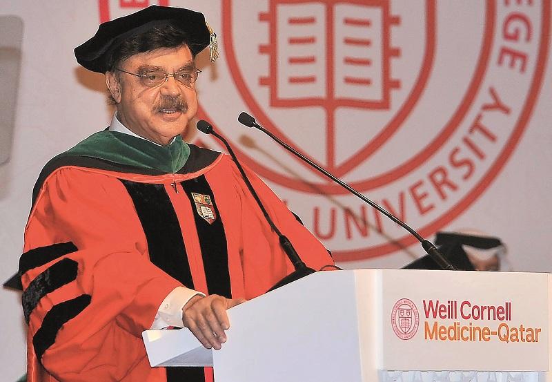 WCM-Q celebrates as Class of 2019 graduate as doctors