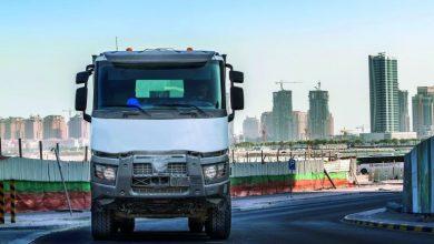 Hefty fines for trucks violating traffic rules in Ramadan