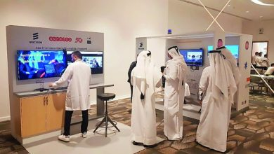 Ooredoo stuns 2019 Amir Cup final audience with 5G technology
