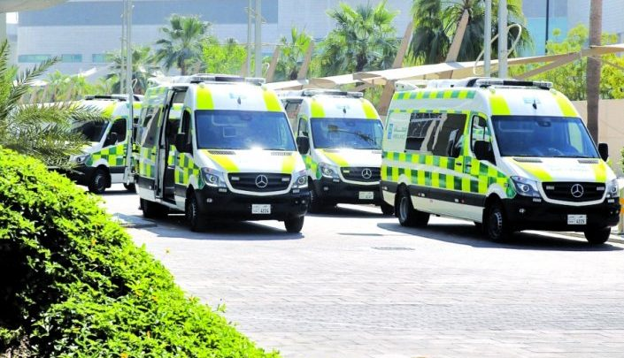 HMC provides uninterrupted ambulance service in Ramadan