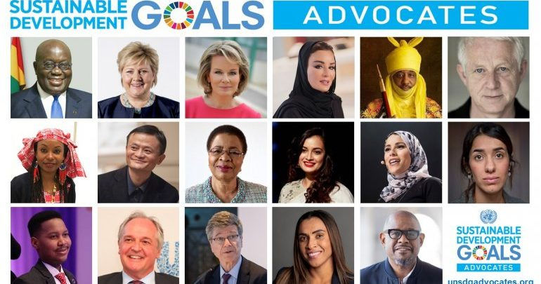 UN re-appoints Sheikha Moza as Sustainable Development Goals Advocate