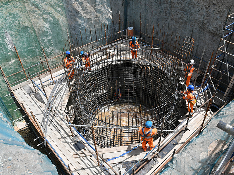 Refurbishment & Upgrading Works for 4 Sewage Pumping Stations in Doha