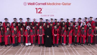 Photo of WCM-Q celebrates as Class of 2019 graduate as doctors