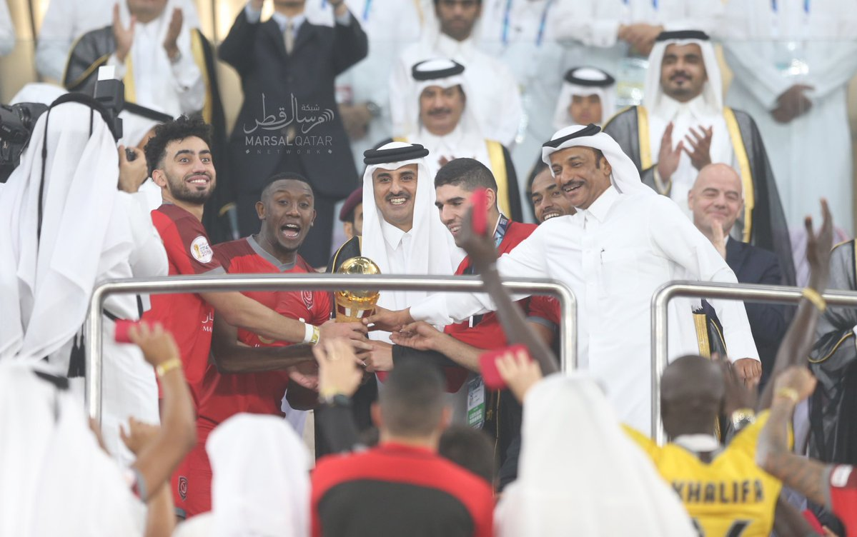 Al Duhail crush Al Sadd 4-1 to retain Amir Cup