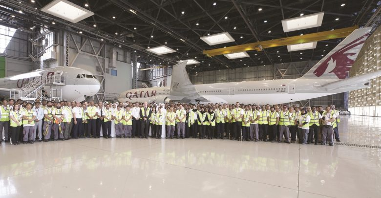 Qatar Airways celebrates World Day for Safety and Health at Work 2019
