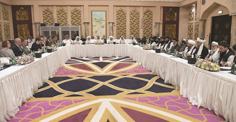 US, Taliban hold new round of talks in Doha