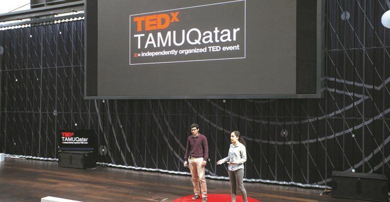 First-ever TEDx event at Texas A&M at Qatar shares ideas