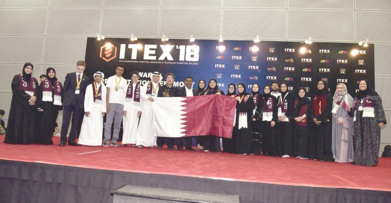 Qatar wins 4 gold, 2 silver medals at ITEX in Malaysia