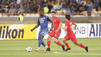 Al Duhail through to last 16 after one-all draw in Tehran