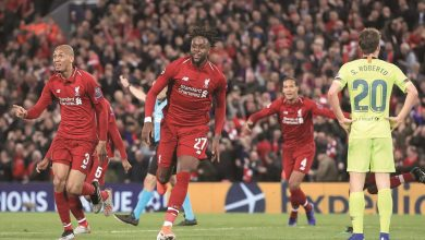 Liverpool retaliate against Barcelona with historic Remontada
