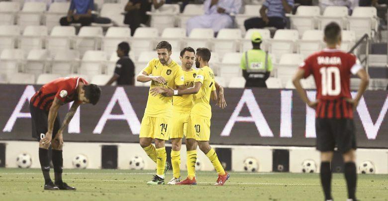 Amir Cup: Al Sadd enter final