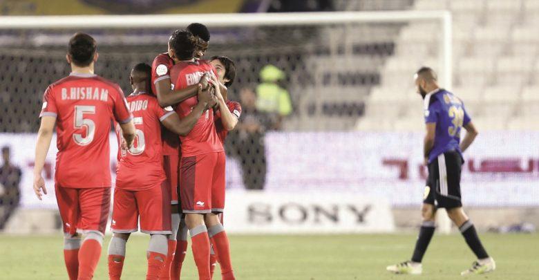 Muntari shines as Duhail set up Amir Cup final against Al Sadd