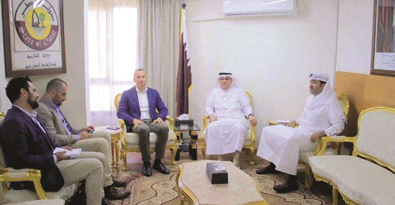 108,000 Gaza families to benefit from Qatari aid