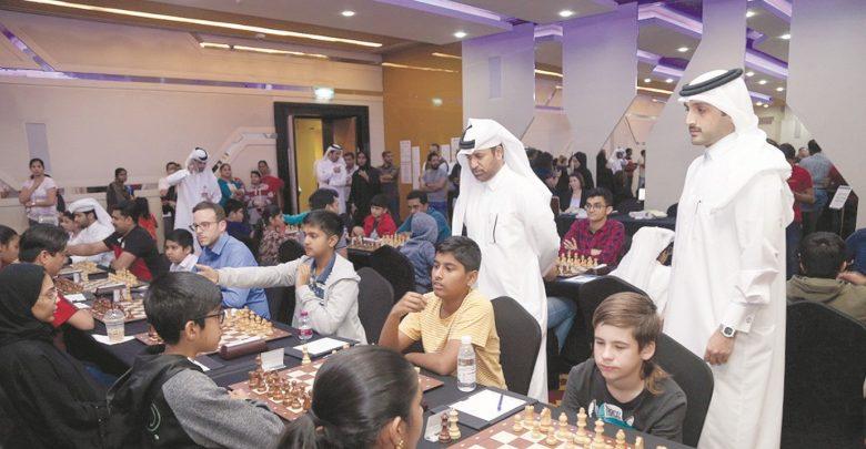 Katara Ramadan Chess Open Championship kicks off