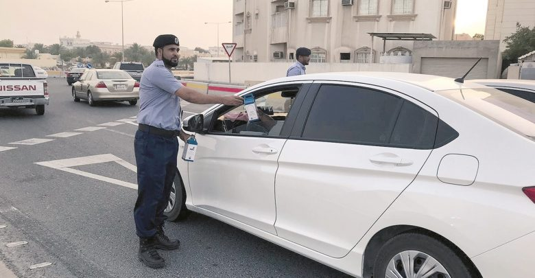 QIB supports traffic awareness campaign