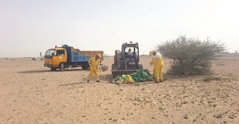 105 carcasses removed in cleanup campaign