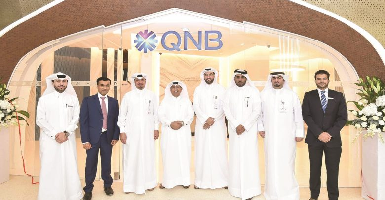 QNB opens new branch in Msheireb Metro Station