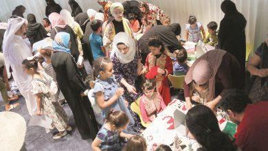 QNL celebrates Garangao children's festival