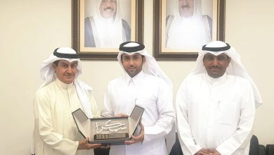 HBKU delegation visits Kuwait University
