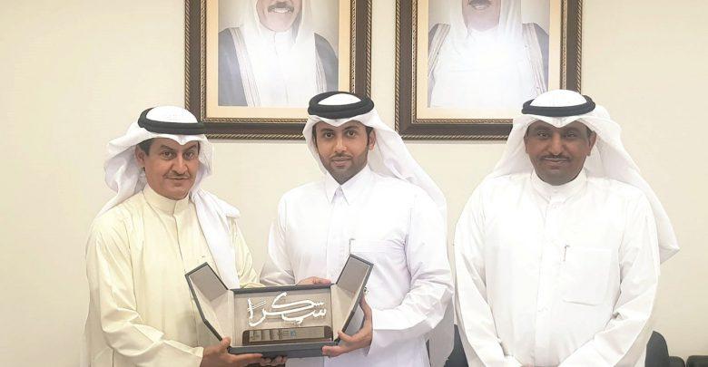 HBKU delegation visits Kuwait University