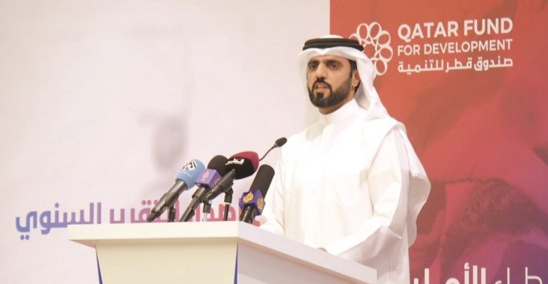 QFFD provides assistance worth $2.24bn globally in 2018