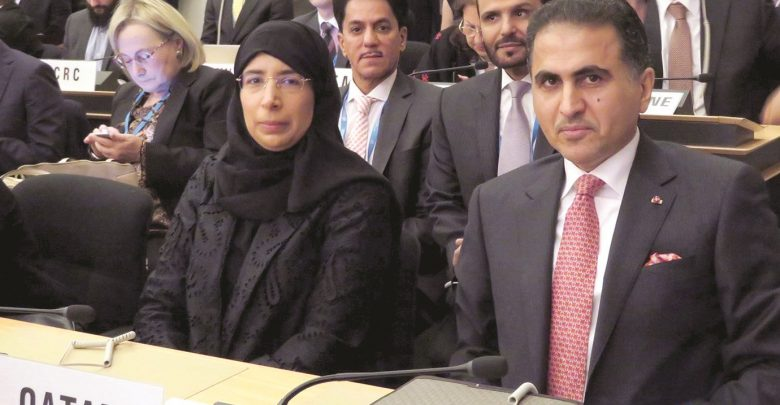 WHO's World Health Assembly kicks off with Qatar's participation