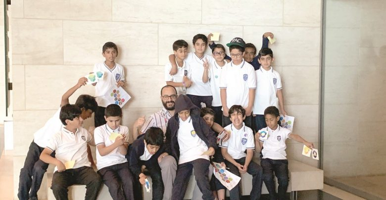 Sheikha Al Mayassa lauds Qatar schools for commitment to arts