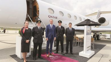 Qatar Executive announces global expansion at 'EBACE' in Geneva