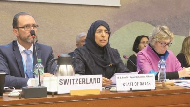 Qatar calls for global plan of action on patient safety