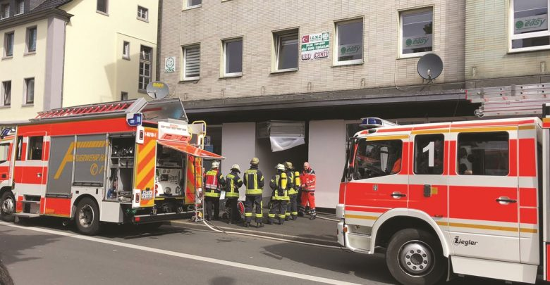 Arson attack targets mosque in Hagen, Germany