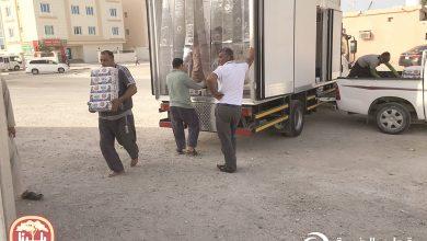 Baladna distributes 10,000 litres of long-life milk in Ramadan tents