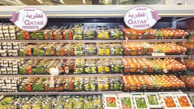 318% increase in sales for Qatar Farms Program second season