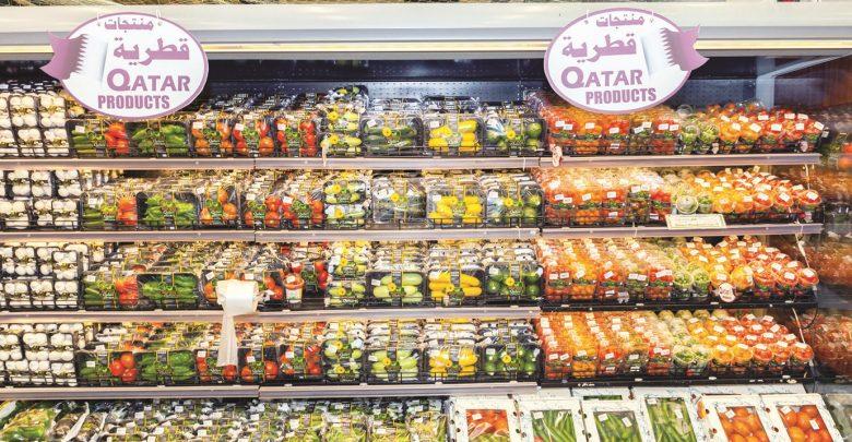318% increase in sales for Qatar Farms Program second season