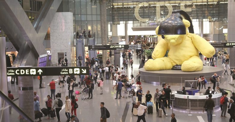 Facial recognition soon at Hamad International Airport passenger touch points